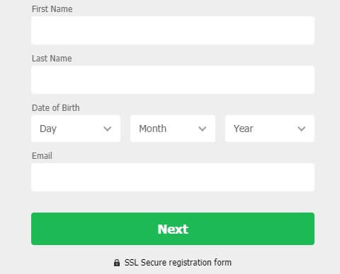 10bet registration form - Clicking on this image will take you to the 10bet site