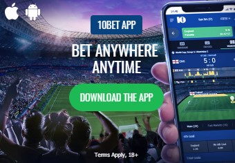 10bet app - Bet anywhere, anytime
